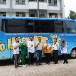 Pelayanan Kesehatan Gratis Dinas P3-KB di UPT Rusunawa Pangkalpinang
